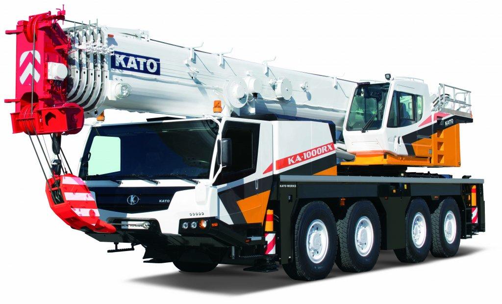 """ドイツミュンヘンBAUMA国際建機、建設資材見本市で""""タイヤ空気 圧・温度監視システム""""が搭載されたKA-1000RXが発表されました。"""